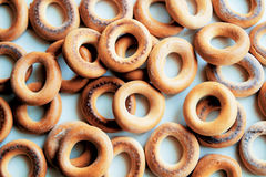 Sweet bagels Royalty Free Stock Images