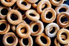 Sweet bagels Stock Image