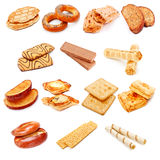 Sweet Bakery Collection Stock Photography