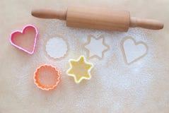 Sweet bakery Stock Photography
