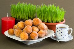 Sweet balls Stock Photos