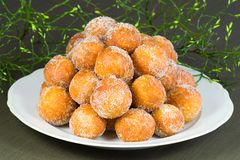 Sweet balls Royalty Free Stock Images