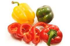 Sweet (bell) pepper Royalty Free Stock Photo