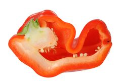 Sweet bell peppers Royalty Free Stock Image