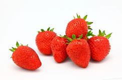 Sweet berries Stock Images