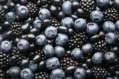 Sweet berries. Ripe and sweet berries background royalty free stock photography