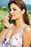 Sweet berry Stock Photo