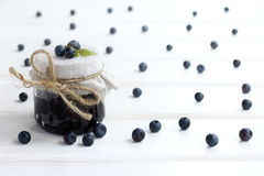 Sweet berry background Royalty Free Stock Photos