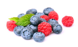 Sweet berry isolated Royalty Free Stock Photography