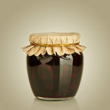 Sweet berry jam Royalty Free Stock Images