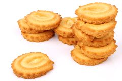 Sweet biscuit Royalty Free Stock Photo