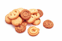 Sweet biscuits Stock Photo