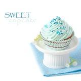 Cupcake. Stock Photos