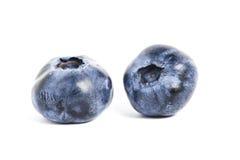 Sweet blueberry isolated on white background. Picture with sweet blueberry isolated on white background Stock Photography