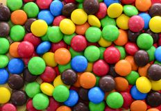 Sweet Bonbons Candy Royalty Free Stock Image