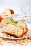 Sweet braided bread Royalty Free Stock Photo