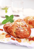 Sweet bread Stock Images
