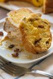 Sweet raisin bread Royalty Free Stock Photos