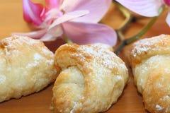Sweet bread rolls Royalty Free Stock Image
