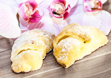 Sweet bread rolls Royalty Free Stock Photography