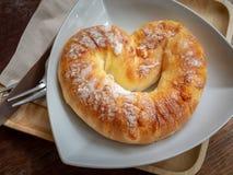 Sweet bread stock photos