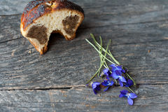 Sweet bread Stock Image