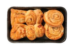 Sweet Breads Royalty Free Stock Images