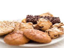 Sweet breakfast Royalty Free Stock Images