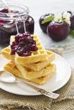 Sweet breakfast Royalty Free Stock Photo