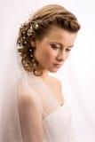 Sweet bride Stock Photography
