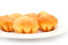 Sweet brioche Royalty Free Stock Photography
