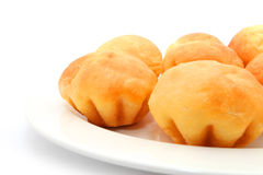 Sweet brioche Stock Images