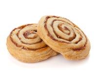 A sweet bun Stock Photos