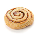 A sweet bun Stock Photography