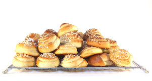 Free Sweet Buns In Bunch Royalty Free Stock Photos - 6835198