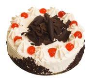 The sweet cake Royalty Free Stock Photos