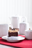 Sweet cake Stock Images
