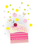 Sweet cake Royalty Free Stock Image
