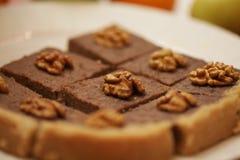 Sweet cake Stock Image
