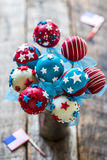Sweet cake pops Stock Photos