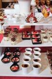 Sweet cakes Stock Photo