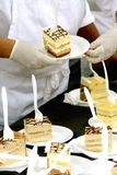 Sweet cakes Stock Photography