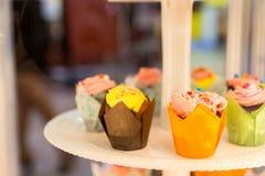 Sweet cakes Royalty Free Stock Image