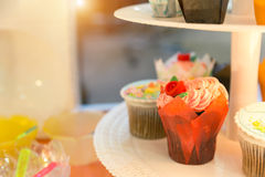 Sweet cakes Royalty Free Stock Photography
