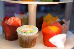 Sweet cakes Stock Photos