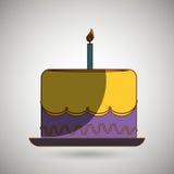 Sweet cakes design. Illustration eps10 graphic Stock Photos