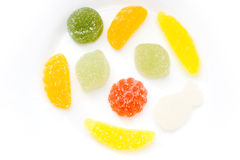Sweet candies Royalty Free Stock Photos