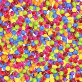 Sweet candies background Stock Photo