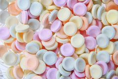 Sweet candies texture. As very nice background royalty free stock image