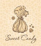 Sweet Candy. Royalty Free Stock Images